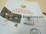 Porta de vidro de Sh-45-135A SUS201/304 cinta da divisória de 135 graus única