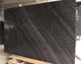 Мрамор черной пущи для сляба нутряного украшения/плитки пола