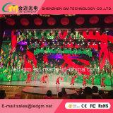 Стена установки согласия, экран СИД, арендная индикация СИД, P4.81, USD580/M2