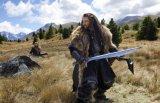Spada di Orcrist della replica da Hobbit con la guaina/spada di film