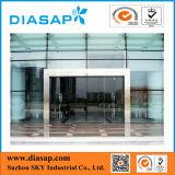 Automatische Schuifdeur voor het Gebruik van het Winkelcomplex en van de Bank