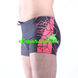 Men Swimwears Boxer Briefs