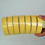 La cinta adhesiva, 80 grados resistente, utiliza para la pintura auto