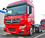 África Hot Sale! 6X6 NORTH BENZ Tractor Truck