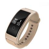Venda elegante de la pulsera A06 del oxígeno elegante de la sangre con el movimiento del monitor del ritmo cardíaco que sigue el Wristband para el teléfono elegante