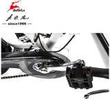 Черный миниый складывать батареи лития портативная пишущая машинка 36V электрический велосипед (JSL039B-3)