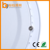 3W Round Ultra Thin Ceiling Lamp 90lm/W 85-265V Down LED Panel Light