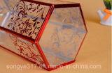 Изготовленный на заказ высокосортная шестиугольная бронзируя коробка