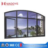 O alumínio dobro da isolação sadia do vidro temperado molda o indicador de alumínio do Casement