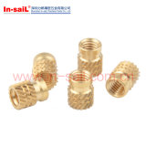 China Fastener Supplier M6 Embout en laiton pour ABS