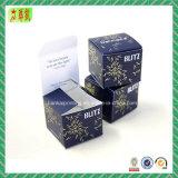 Kosmetik, die weichen Papierkasten mit angepasst packen