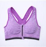 Aufgefülltes justierbares Shakeproof Trägershirt-Dame-Sport Panty Yoga Pantys