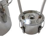Destilador del acero inoxidable de Kingsunshine 30L/8gal, hierbas/Rose/equipo de la destilación de Lavendor Hydrolat DIY