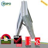 Стандарт окна UPVC/Pvcu двойной застекленный верхний повиснутый австралийский
