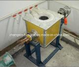 schmelzender Induktionsofen des kostbares Metall50kg