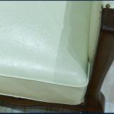 Американская софа неподдельной кожи самомоднейшей конструкции для живущий мебели комнаты как 845