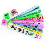 Bracelet r3fléchissant fait sur commande de claque de silicones de bracelet de claque de PVC