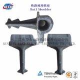 55si2mn/38si7は鉄道の留め具のための具体的な肩を前挿入する