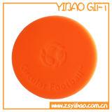 Onderlegger voor glazen de van uitstekende kwaliteit van de Kop van het Silicone voor PromotieGiften (yB-n-003)