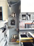 Corte medio EDM del alambre de la velocidad del motor de pasos