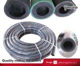 大口径の高い研摩のサンドブラスティングのホースの適用範囲が広いゴム製ホース
