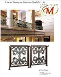 装飾(GM-204)のためのステンレス鋼階段塀