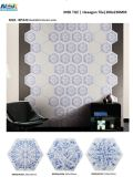 Hexagon-Porzellan Wall&Floor Fliese Mskss002