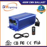 Niederfrequenzgewächshaus verwendetes Wasserkultur315w CMH Dimmable Vorschaltgerät