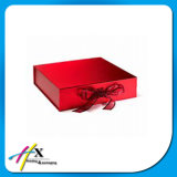 Роскошной напечатанная таможней коробка подарка бумажная упаковывая