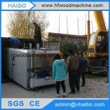 12cbm 고주파 진공 나무 작동되는 기계장치