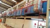 Máquina de capa compuesta de aluminio del panel