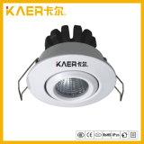 3W 천장 옥수수 속 Downlight LED 스포트라이트