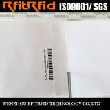 長距離空港荷物のための受動のAnti-Counterfeit保護RFID札