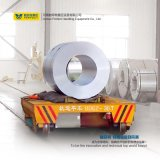 15 Ton Steel Coil Handling Trailer Carro com dispositivo de segurança