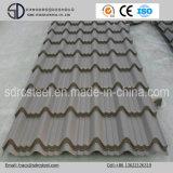 Folha de telhado ondulado pré-pintado quente quente mergulhado
