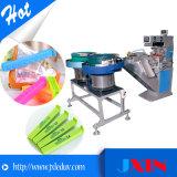 Máquina de impressão dobro automática da almofada da cor para produtos do tijolo