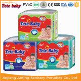 Da fralda descartável quente do tecido do bebê do Sell de África tecido super Ultra-Thin do bebê da absorção
