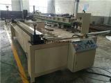 Soldadura do CNC da tela de toque que dobra-se cortando tudo em 1 máquina para a folha plástica