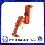 Pin do cobre da elevada precisão do OEM/câmara de ar com linha