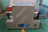 série électrique rotatoire rabattable de four de tube du chauffage 1400c