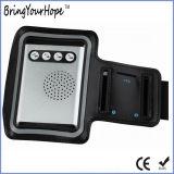 Altavoz Deportes el Powerbank del brazal Bluetooth con el obturador de la cámara (XH-PS-678)