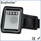Sport Powerbank Armbinde Bluetooth Lautsprecher mit Kamera-Blendenverschluß (XH-PS-678)