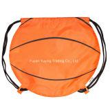 Sac à dos en nylon de sac de cordon de polyester (YYDB028)
