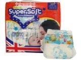 Couches-culottes respirables remplaçables personnalisées de bébé avec la bonne absorption