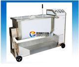 Máquina de mistura de alimentos de um único eixo FC-608 de aço inoxidável, misturador de sabor / pó / salada