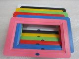 Рамка фотоего 7 цифров дюйма цветастая с светом СИД