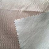 Tecido de tafetá de poliéster com tinta sólida