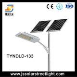lâmpada de rua solar do diodo emissor de luz de 100W 150W