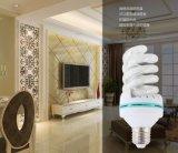Bulbo ahorro de energía espiral de la luz LED del maíz de la lámpara 5W de la dimensión de una variable 48*100m m LED