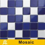 プール6mm (水泳P H01/H02/H03/H04)のための熱い販売の正方形の組合せの陶磁器のモザイク